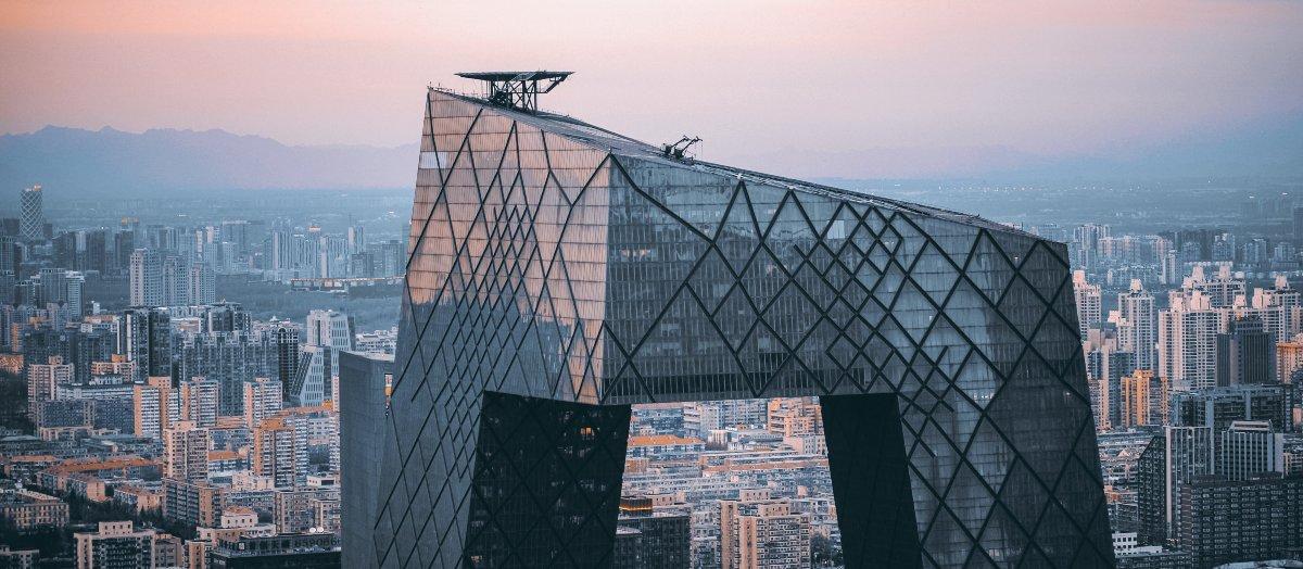 Beijing Sky Scraper